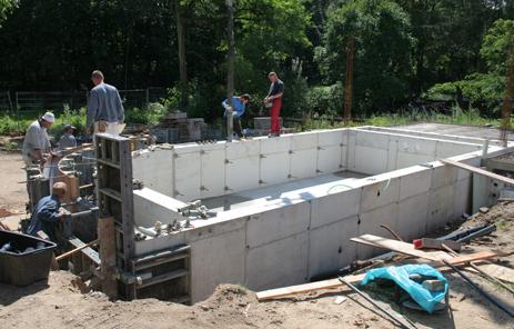 Joachim hopp pool architekt for Gartenpool 5m